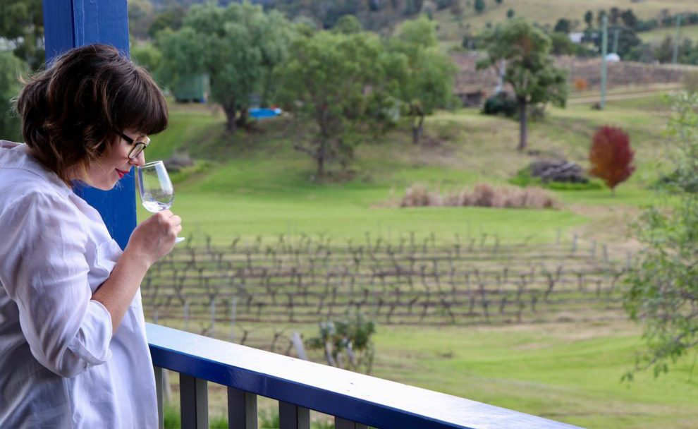 Enjoy wine tasting in the superb environment of the Hunter Valley
